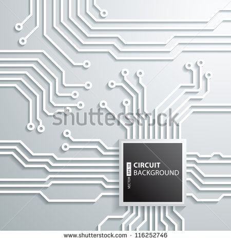 Abstract Circuit Board Design