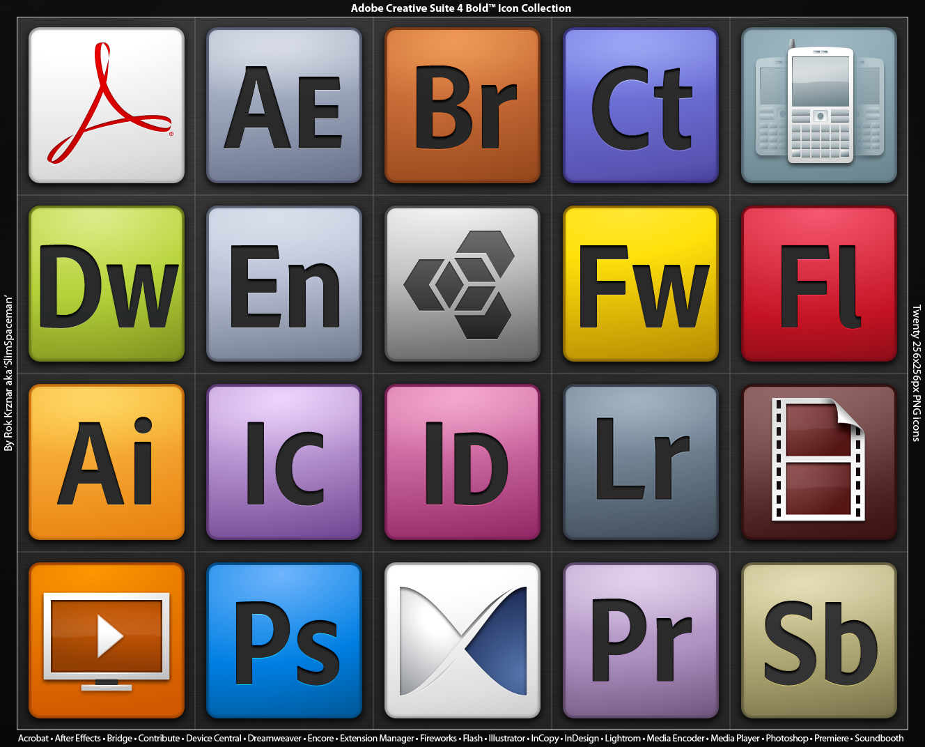 15 adobe suite icons vector images adobe creative suite icons