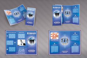 Adobe Tri-Fold Brochure Template
