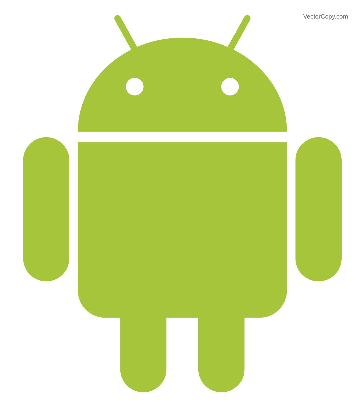 12 Android Vector Icon Images