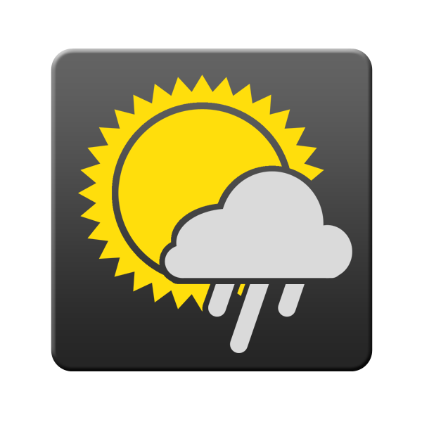 Android Weather App Icon