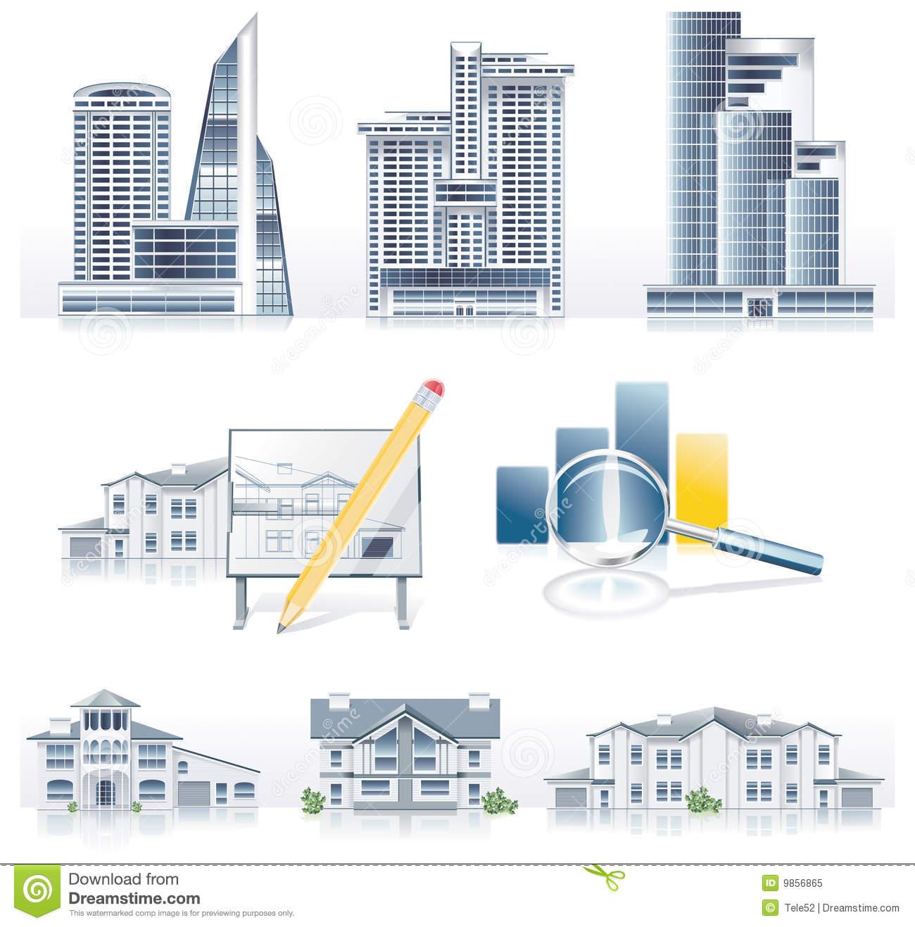Architecture Vector Icon
