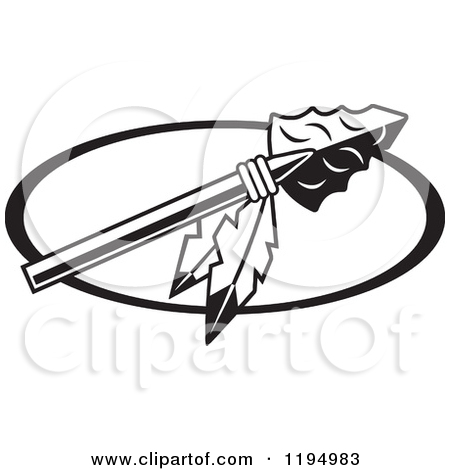 10 Arrowhead Logo Vector Images Arrowhead Clip Art Black And White