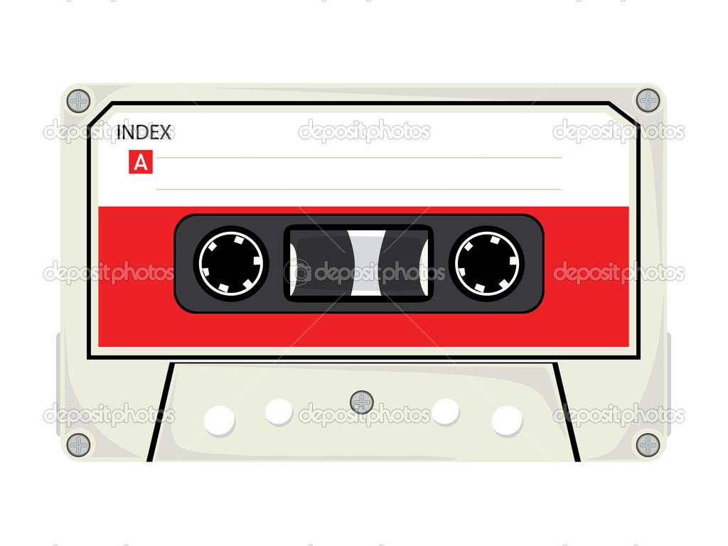 13 cassette tape vector images cassette tape vector art. Black Bedroom Furniture Sets. Home Design Ideas