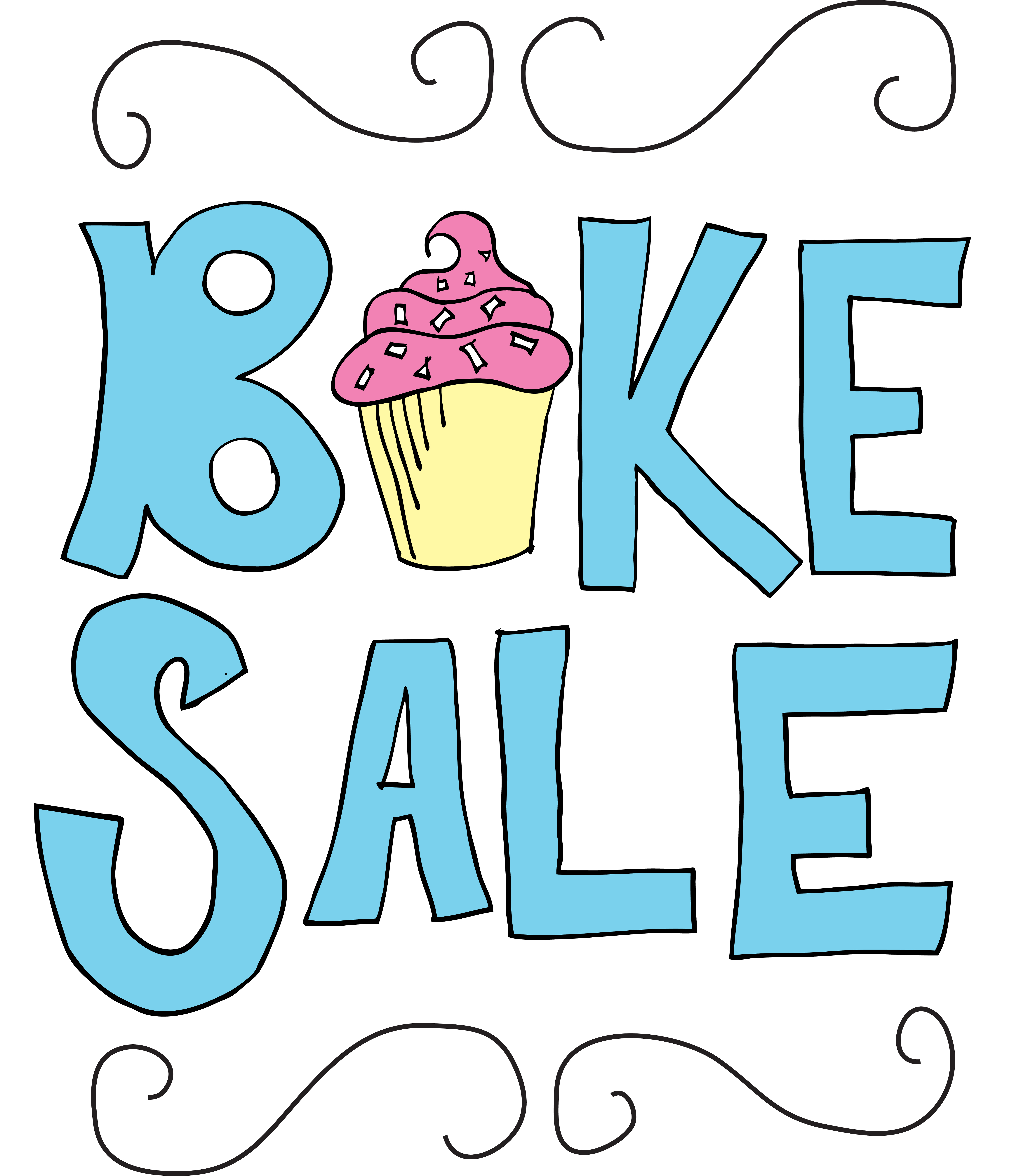 11 Bake Sale Icons Images