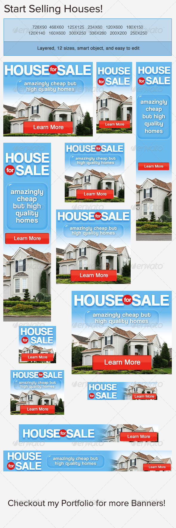 Banner Ad Templates Psd