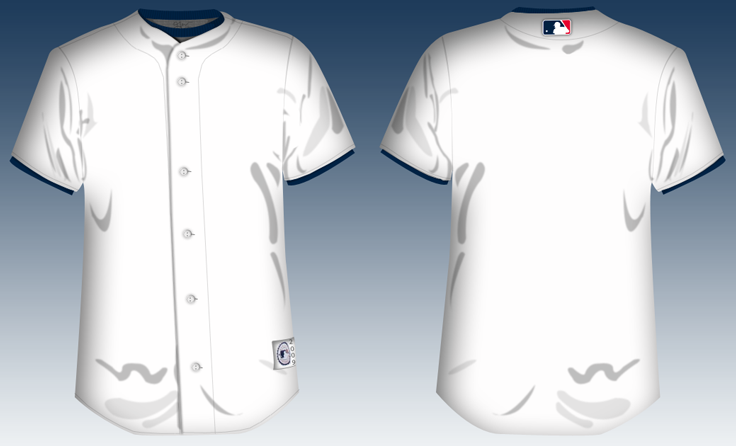 12 Baseball Jersey Template Photoshop Images