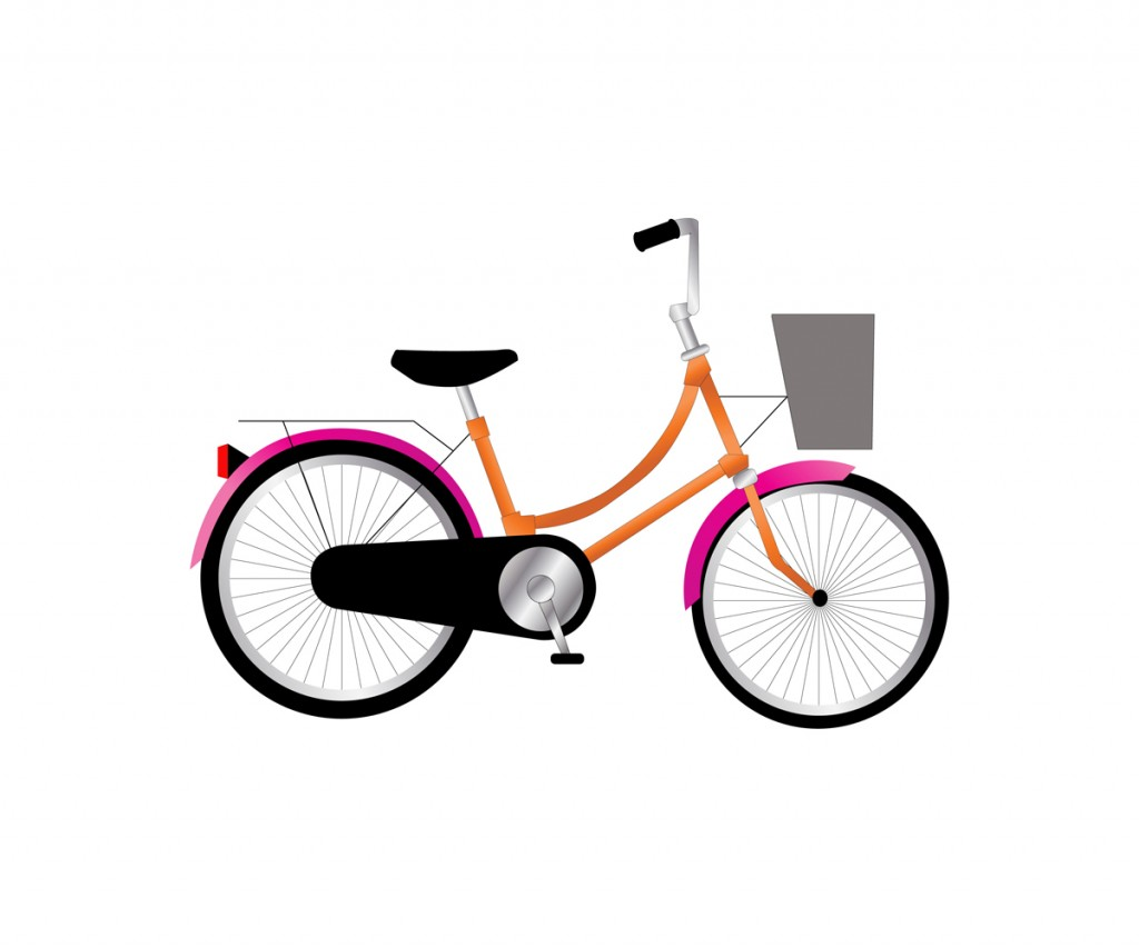 13 Road Bicycle Vector Images