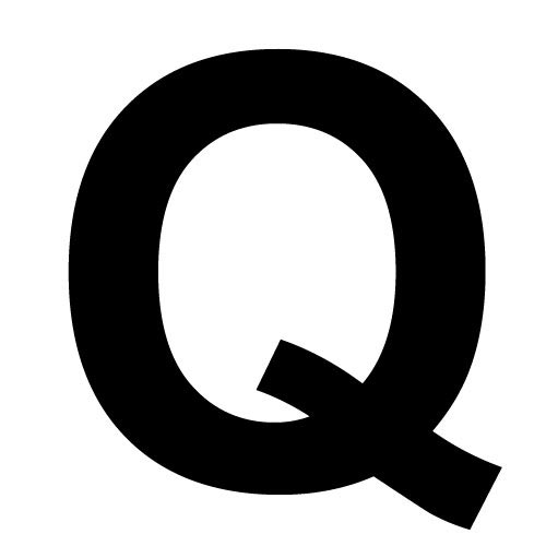 13 Q&A Icon Red Images - Letter Q, Black Letter Q and Blue ...