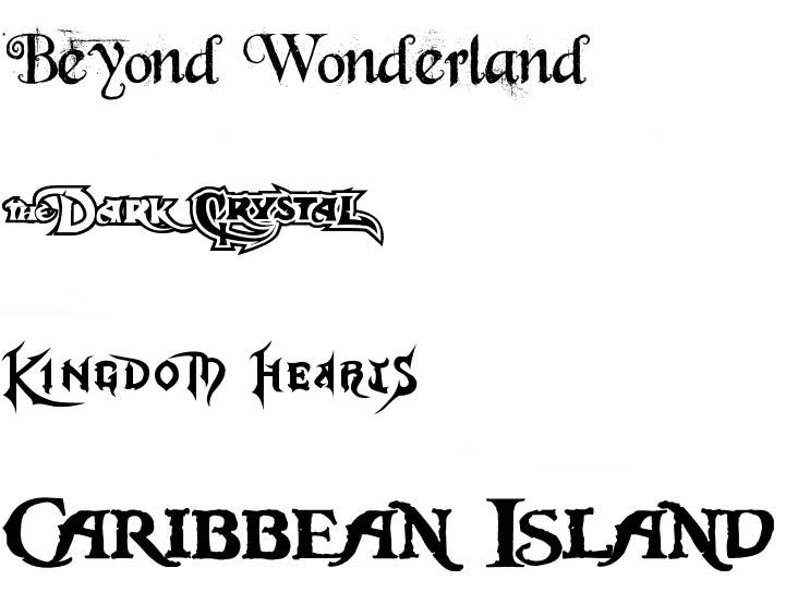 Black Metal Font Download