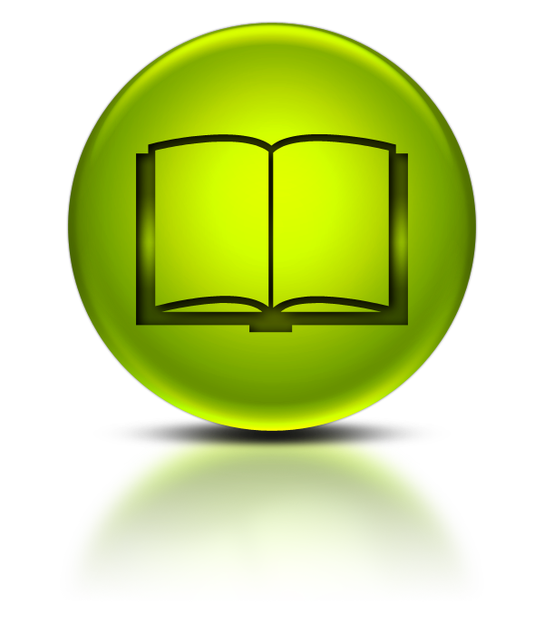 9 Open Book Icon Green Images