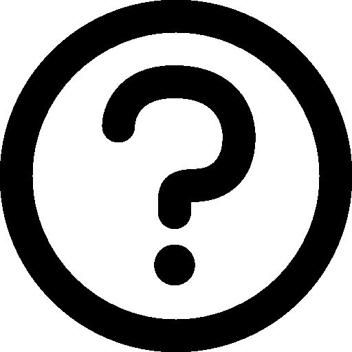 9 Question Mark Icon Circle Images