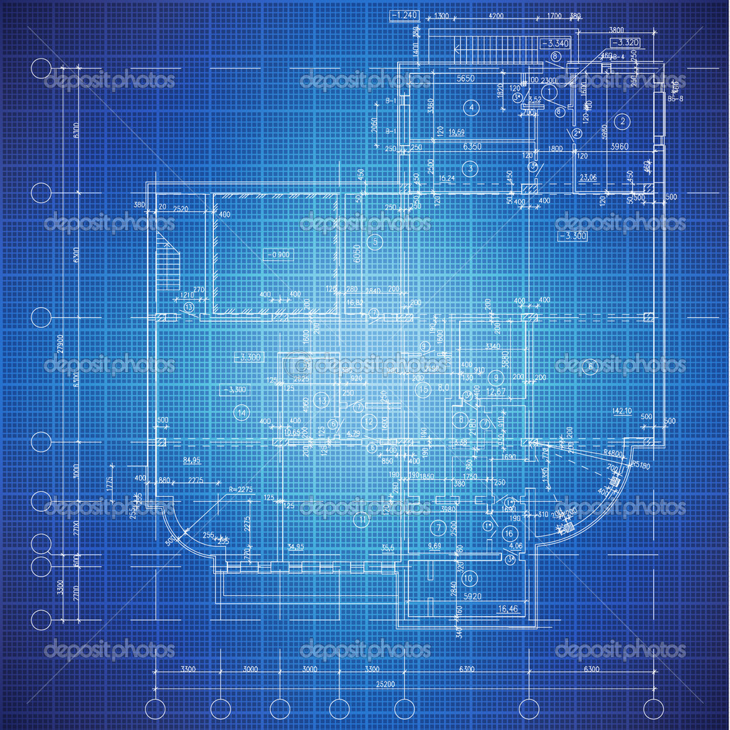 8 vector architecture blueprints images free vector drawing construction blueprint texture malvernweather Gallery