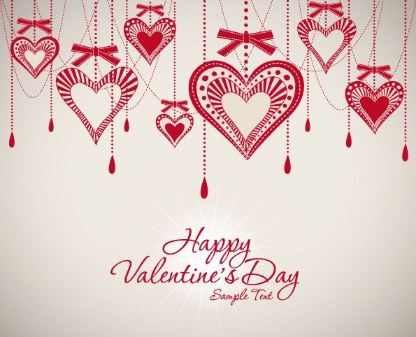 Day Valentine Vector Graphics Free