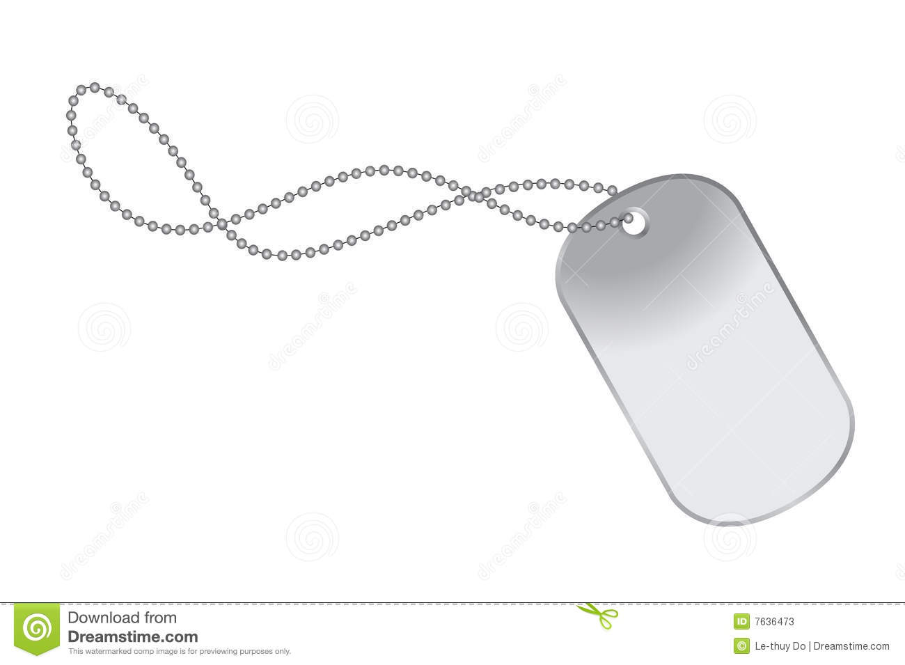 10 Dirty Dog Tag Vecto...