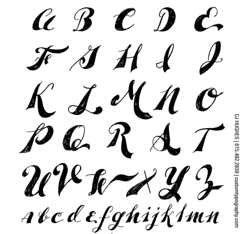13 cool letter fonts to draw images easy to draw cool for Cool writing to draw
