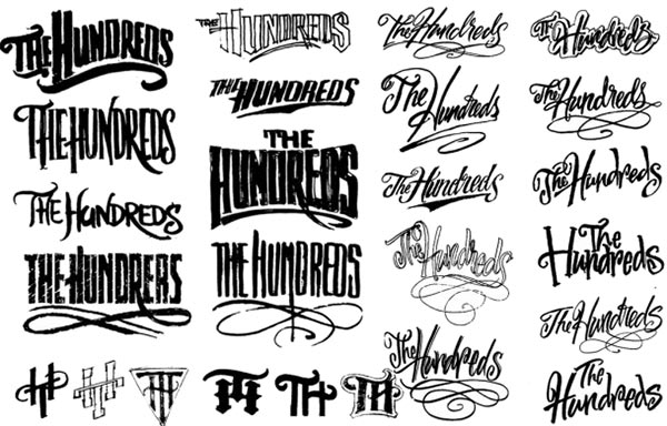 Draw Cool Letter Fonts