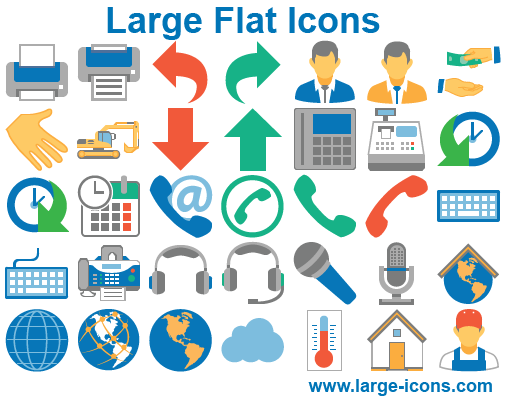 8 Flat Help Icon 16X16 Images