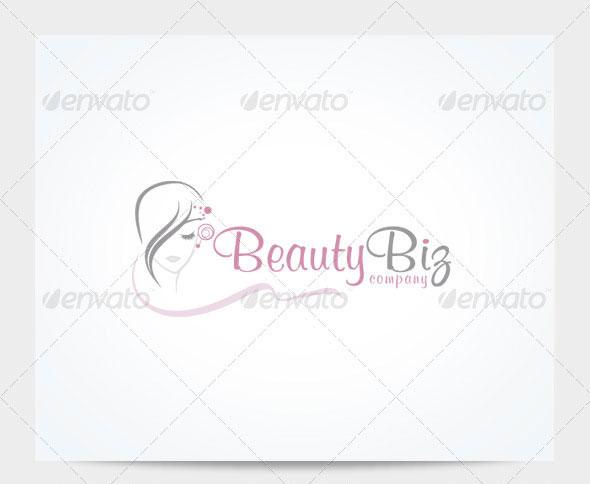 Free Beauty Salon Logos Templates