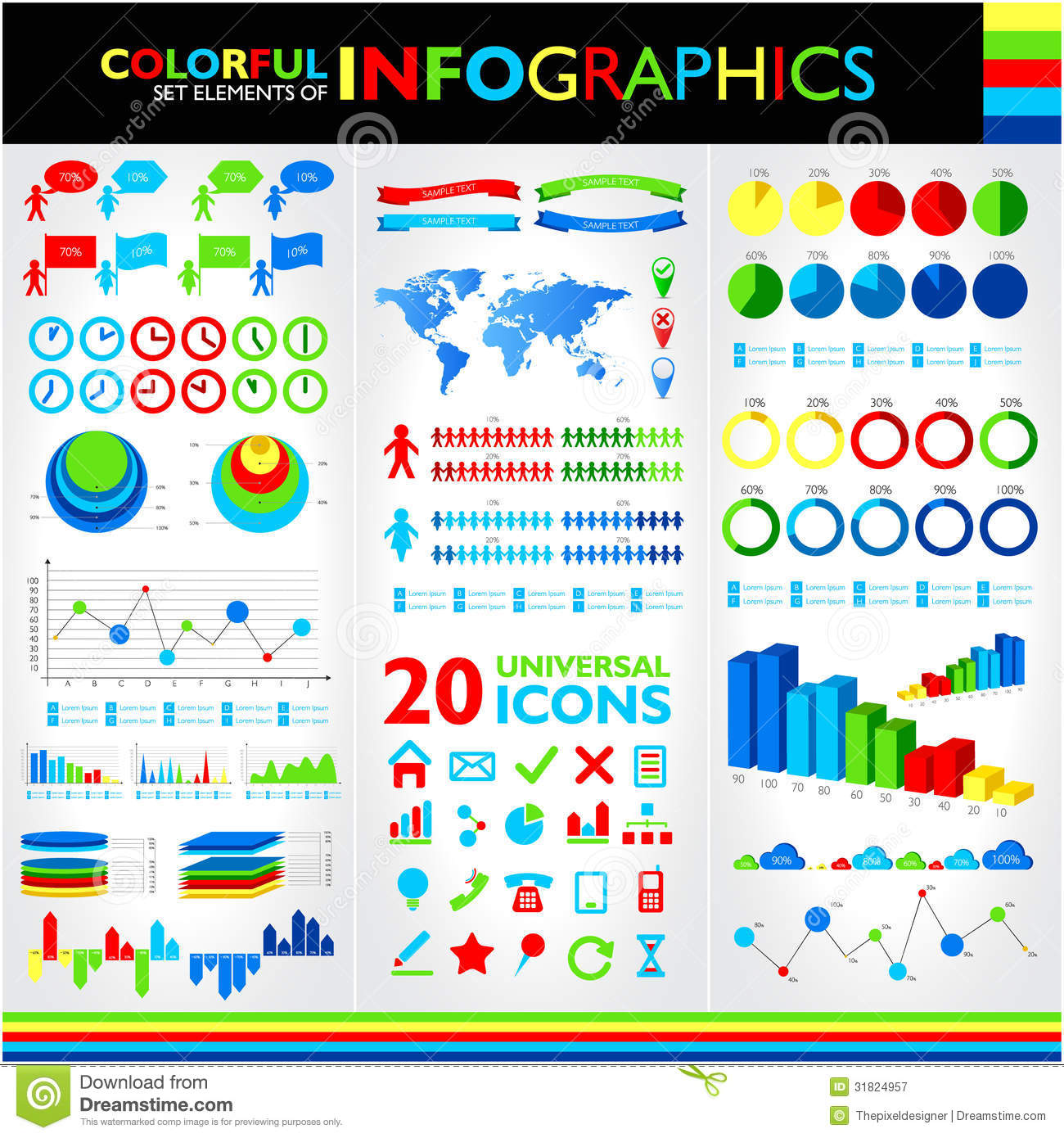 11 Free Infographic People Icons Images - Free Infographic ...