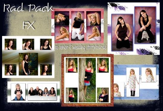 Free Photoshop Senior Templates