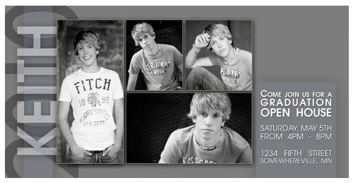 11 senior announcement photoshop templates images free for Free senior templates for photoshop