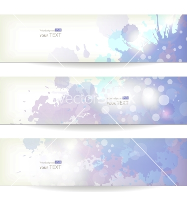 11 Vector Watercolor Background Images