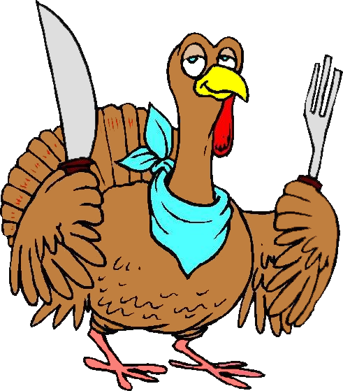 5 Thanksgiving Turkey Emoticon Images