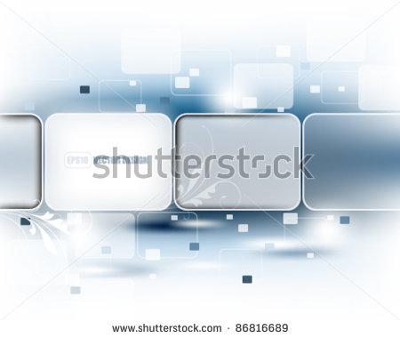 Futuristic Architecture Computer