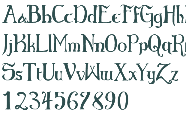 15 gothic font types images gothic lettering fonts for Template gothic font free