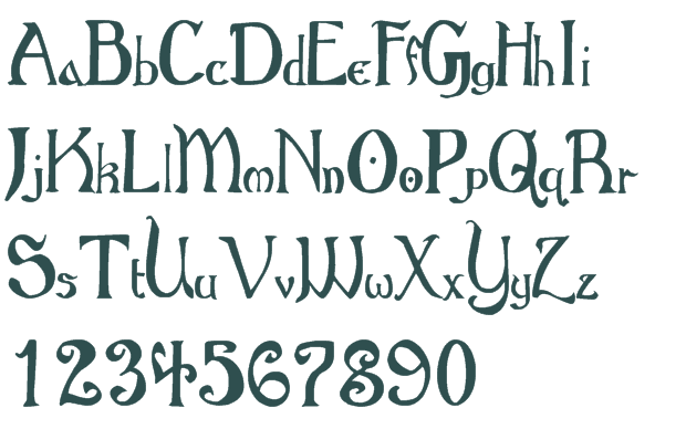 Gothic Fonts Free Download