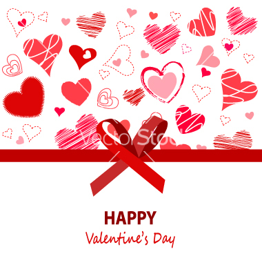 Happy Valentine's Day Vector