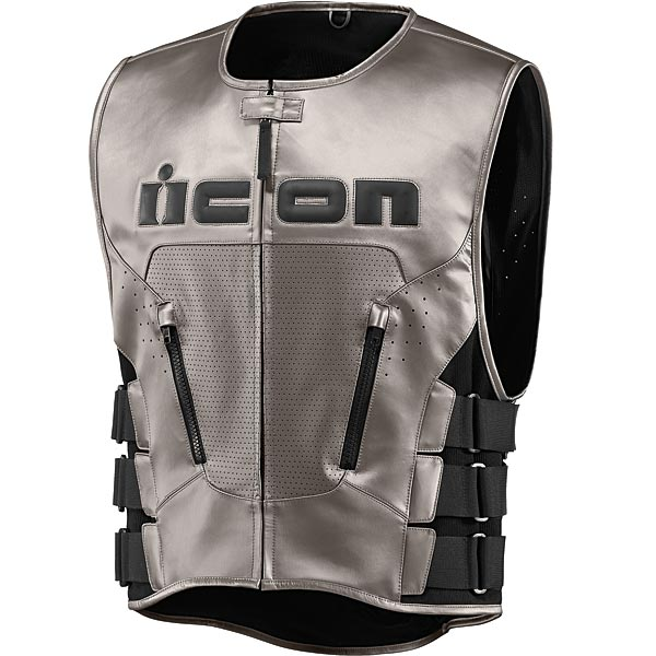 8 Icon Motorcycle Vests Sale Images