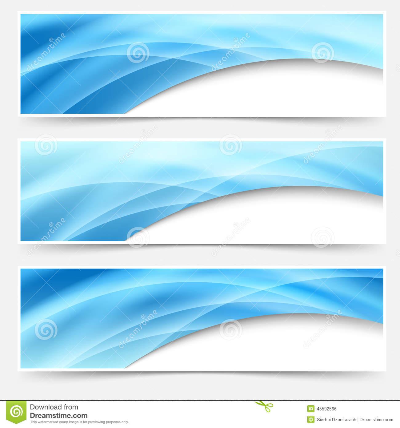 13 vector header border images