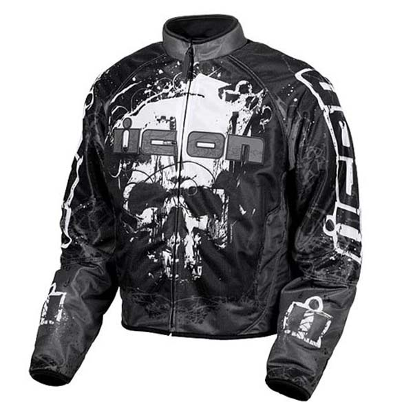 Icon Decay Hooligan Motorcycle Jackets