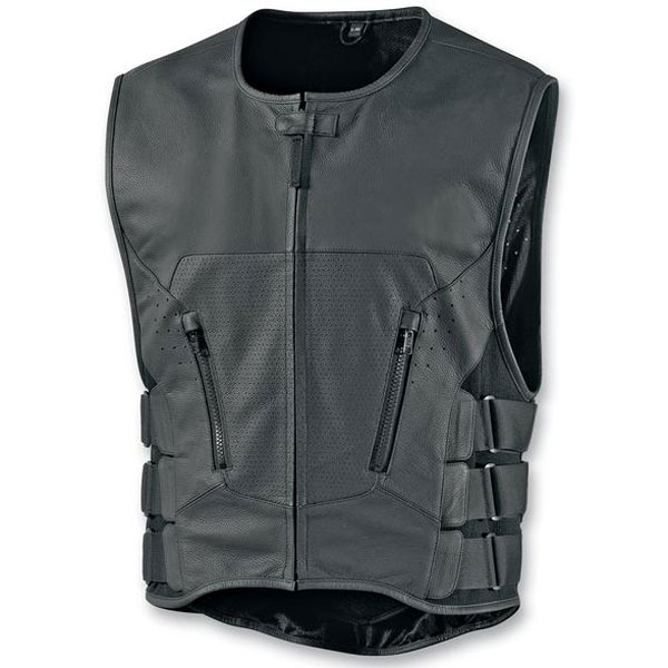 13 Icon Motorcycle Vest Images