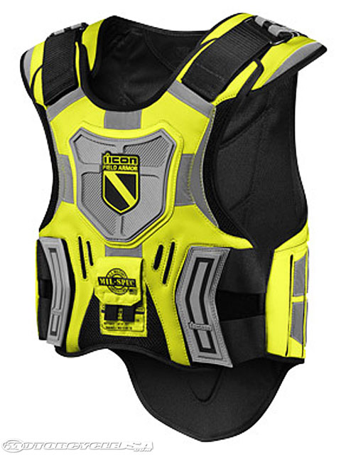 14 Icon Safety Vest Images