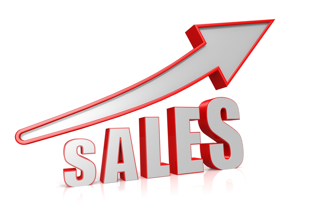 10 Sales Growth Icon Images