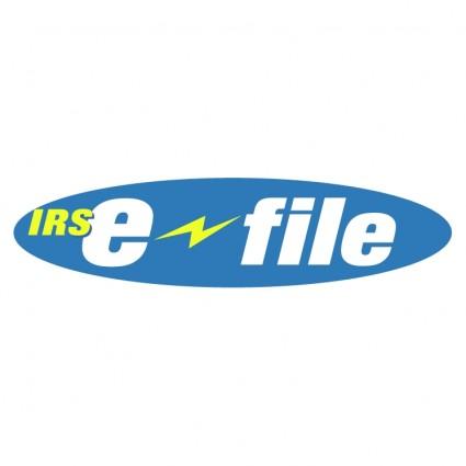 IRS E-File Logo Vector