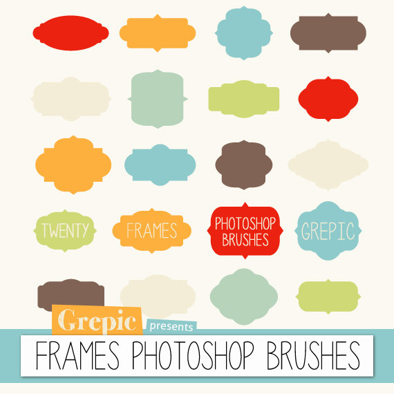 15 High Resolution Photoshop Text Labels Images
