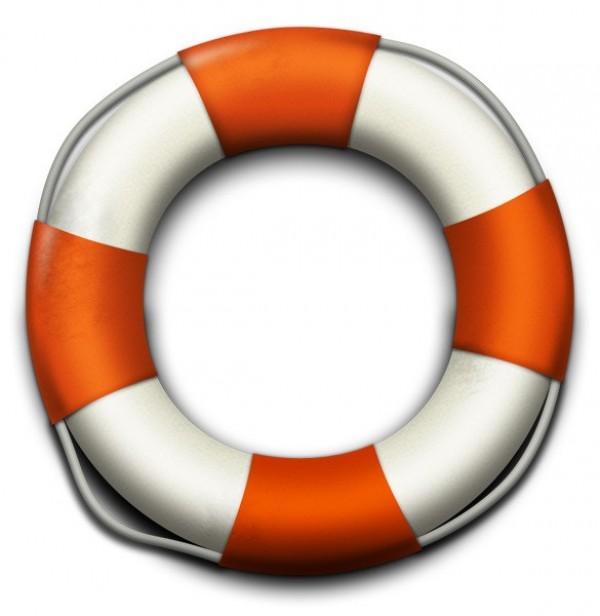 Life Preserver Ring Clip Art
