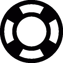Life Preserver SVG Free