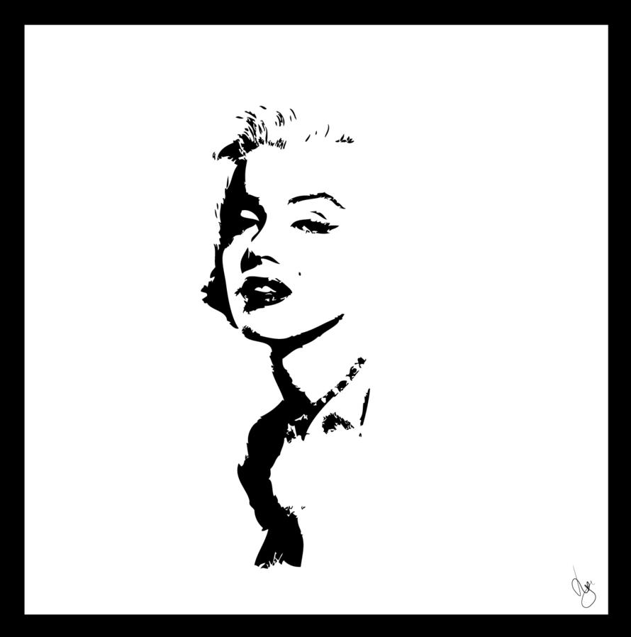 12 Marilyn Monroe Vector Images