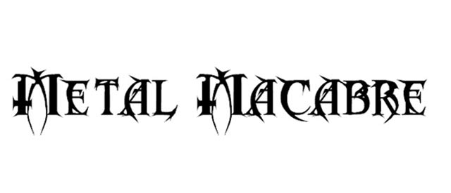 Metal Gothic Alphabet Font