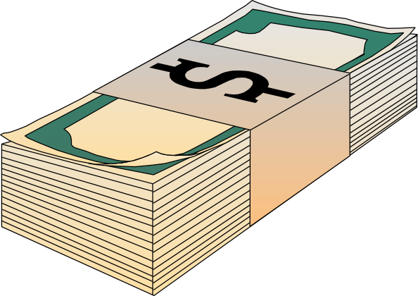 16 Vector Money Clip Art Images