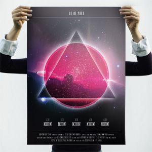 Movie Blank Poster Templates Free Download