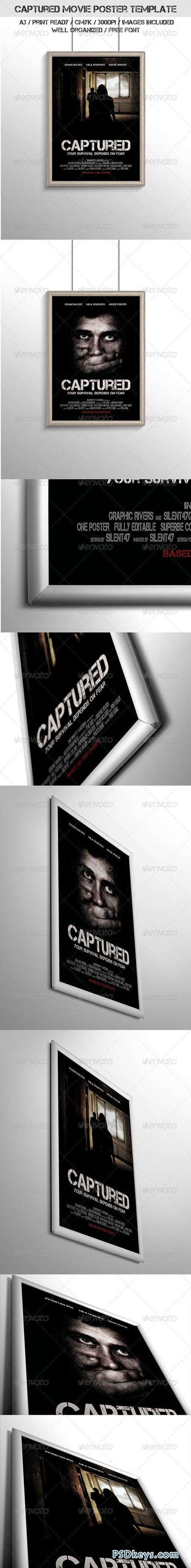 Movie Poster Template Free Download