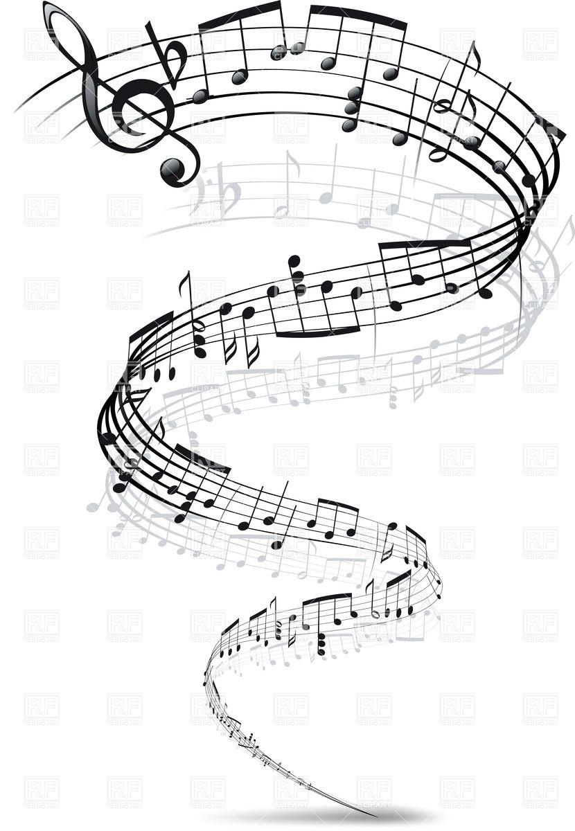 15 Free Vector Music Symbols Graphics Images Music