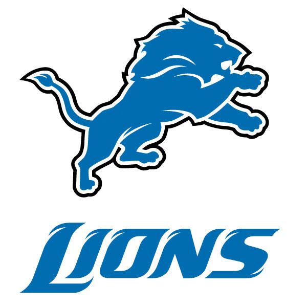 9 Detroit Lions Logo Vector Images