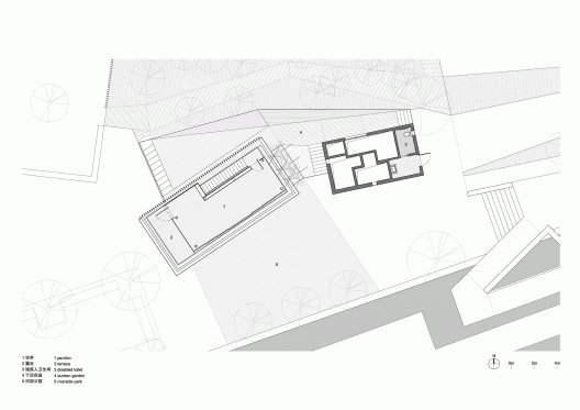 Park Pavilion Floor Plan Design